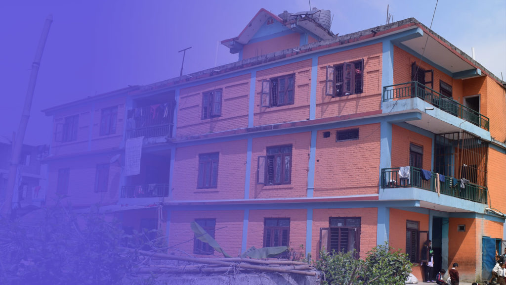 Hostel Facility in UEBS
