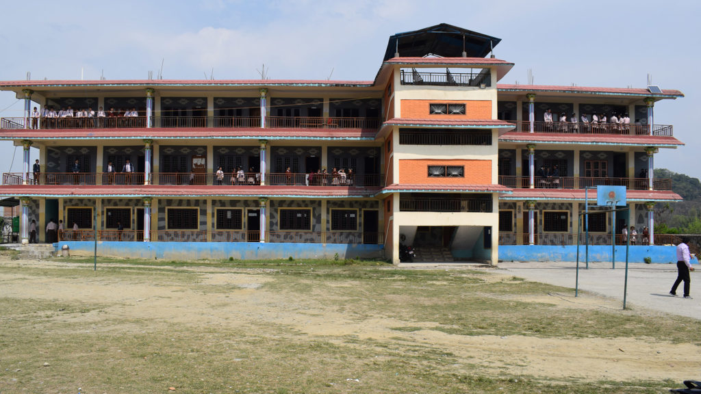 Classrooms in UEBS